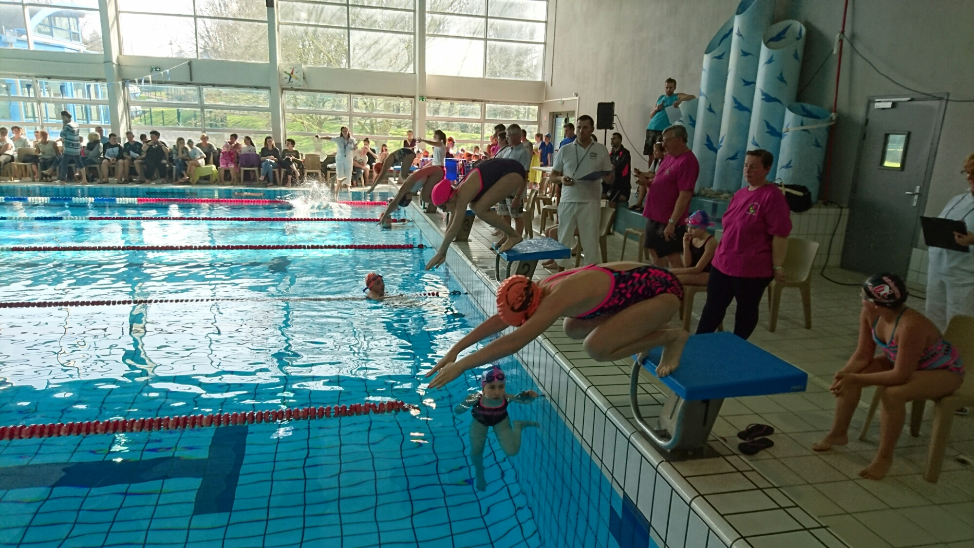 Leforest natation club page 3 for Piscine 6eme